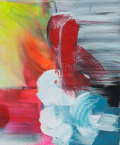 Innocence, 38x80 cm., Acryl on canvas, Price 800EUR